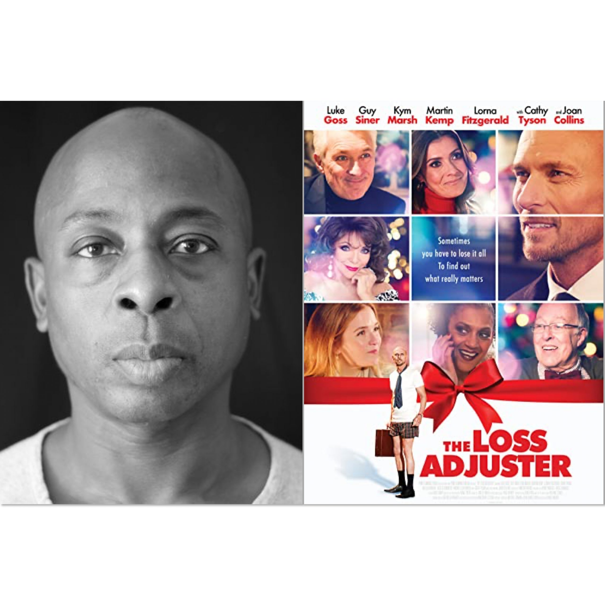 Vas Blackwood Can Be Seen In The Trailer For The Loss Adjuster Also Starring Joan Collins And Martin Kemp International Artists Management